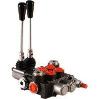 Distribuitor hidraulic 2 manete Distribuitoare hidraulice Hidraulica