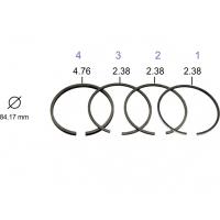 Set segmenti Massey Ferguson Segmenti  Motor