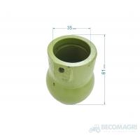 Bucsa ax heder 613308-G/W