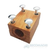 Lagar lemn ax cai 40mm 678522-G
