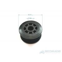 Rola plastic heder 609935.01