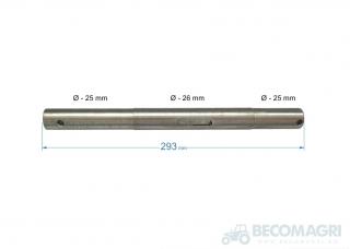 Ax elevator 294mm 600641.00