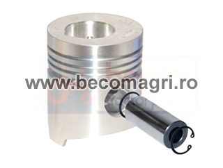 Piston + bolt Fendt Piston  Motor