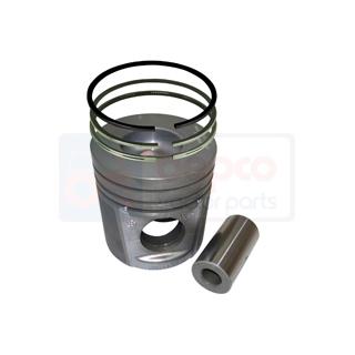 Piston cu segmenti Segmenti  Motor