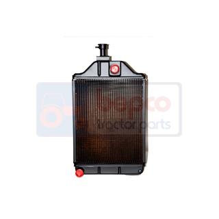 Radiator Massey Ferguson Radiator  Sistemul de racire