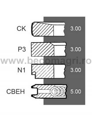 Segmenti Fendt Segmenti  Motor